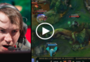 CG Hakuho landar en blind hook i TSMs jungle